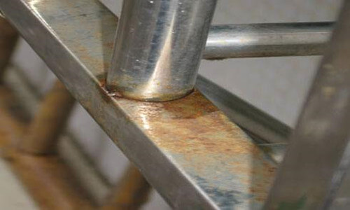 will stainless steel rust
