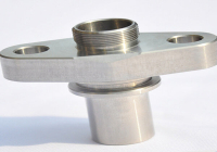 CNC Machining 6061 T6 aluminum with high quality1