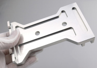Custom Made Aluminum CNC Machining Prototypes