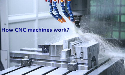 How CNC machines work