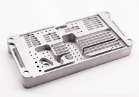 For medical cutter aluminum cnc machining