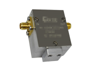 CNC Machining Aluminum Base and Cover for Full Band RF Coaxial Isolator
