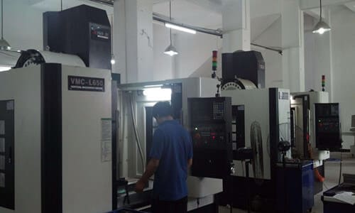mechanical machining company